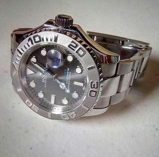 Rolex yachtmaster true replica 116622 like omega tudor oris seiko