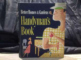 Better Homes & Gardens (Handyman's Book) 1951