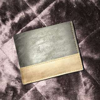 Bifold Wallet For Men (Genuine Leather)