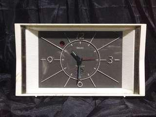 (Jam Kuno) Seiko Time-Switch Wind Up Clock