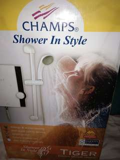 Electric shower Heater
