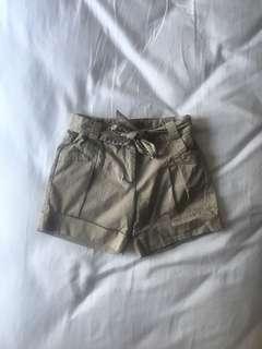 Jacob Tie Waist Shorts