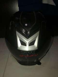 Trax Gravity helmet
