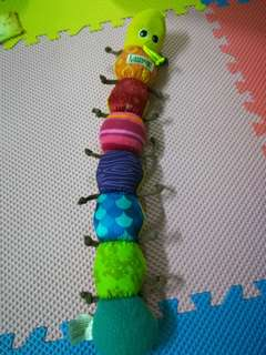 Lamaze caterpillar