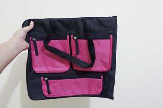 Reversible Bag with pockets