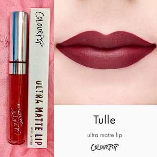 🚚 Colourpop Ultra Matte Lip