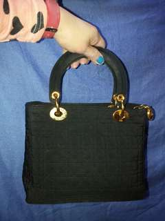 CHRISTIAN DIOR lady dior (small)