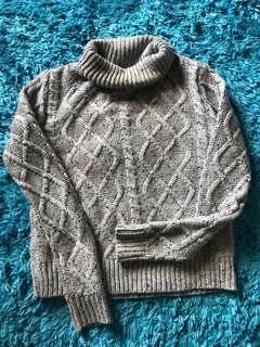 Cotton on cable knit