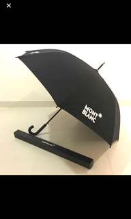 (BN) 🌂 Mont Blanc Umbrella