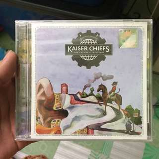 CD Kaiser Cheifs - The Future Is Medieval