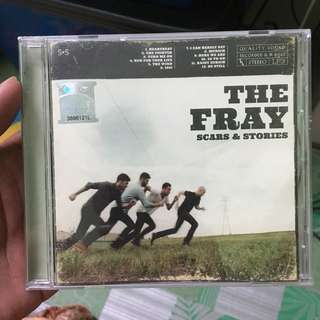 CD The Fray - Scars & Stories