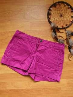 Mango Purple/Violet Shorts