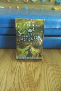 🚚 (20% DISCOUNT) Fiction storybook Percy Jackson & the Lightning Thief