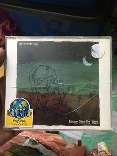 CD Single The Bluetones - Solomon Bites The Worm