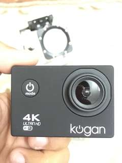 Action Camera Kogan Ultra HD 4K