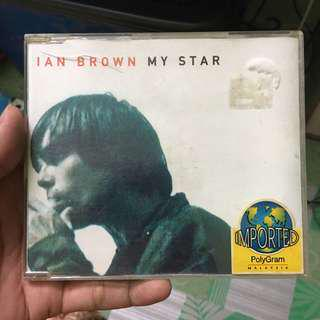 CD Single Ian Brown - My Star