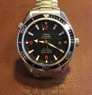 《Omega Seamaster Professional Planet Ocean 45.5mm