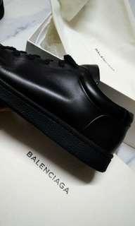 BALENCIAGA Soft Calf Leather Shoe ( Original )