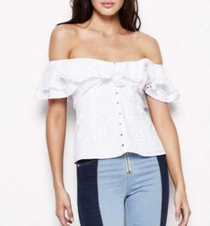 Alice McCall Need You Now Top, Size 8