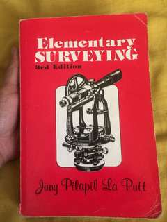 Elementary Surveying by Juny Pilapil La Putt
