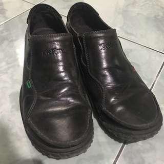 Kickers sepatu pantofel original / authentic