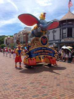 香港迪士尼樂園門票(小童)