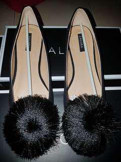Pom pom shoes by zalora