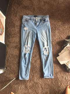 JayJay boyfriend jeans