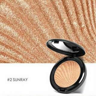 K13E593B-Makeup Wajah- Focallure Shimmer highlights powder 2