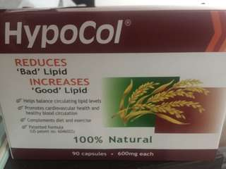 Hypocol 60 capsule