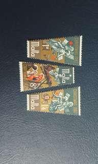 馬耳他聖誕郵票