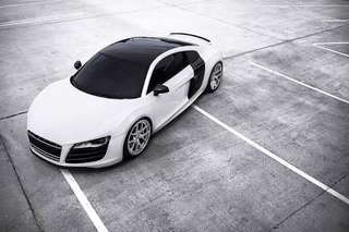 Exhilarating Ride in an Audi R8!