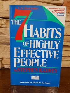 🚚 The 7 Habits of Highly Effective People