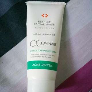 Iluminare Refresh Facial Wash