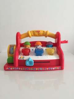 Fisher Price Tool Bench Baby Kids Toy