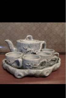 Classic old teaset