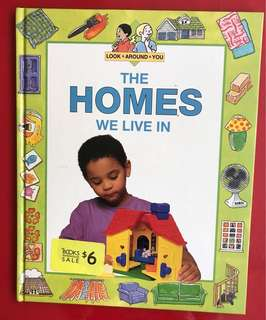 The homes we live in book