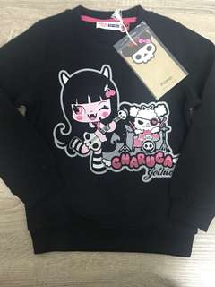 Sweater fox new with tag