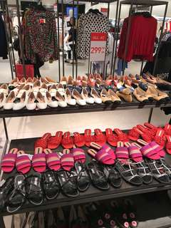 [Jastip] Zara Slip / Shoes all at 299k!