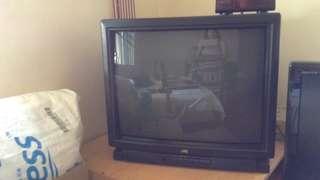 JVC 29inch TV