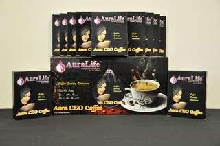 Aura CEO Coffee [Auralife]