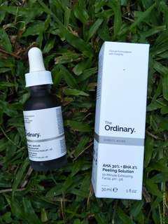 The Ordinary AHA 30% + BHA 2%