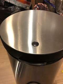 20l aluminum garbage can