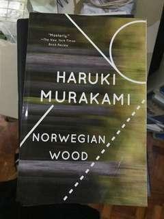 HARUKI MURAKAMI NORWEGIAN WOODS