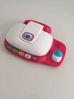 VTech Tote and Go Laptop Baby Kids Toy