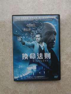 DVD self/less 死侍男主角 Ryan Reynolds 2隻包郵