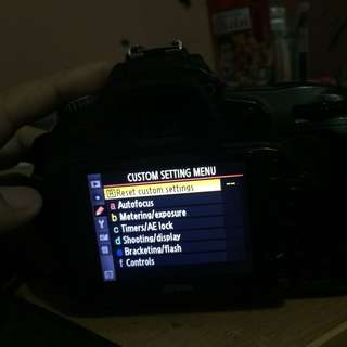 Swap with d7000 or d7100 plus rm200