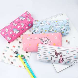 PRE-ORDER!🦄 Unicorn Pencil Case