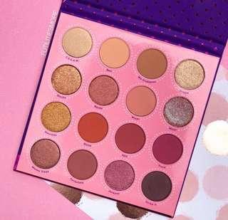Colourpop | Fortune Eyeshadow Palette