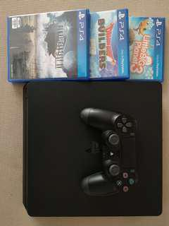 Playstation 4 slim 500GB CUH-2006AB01